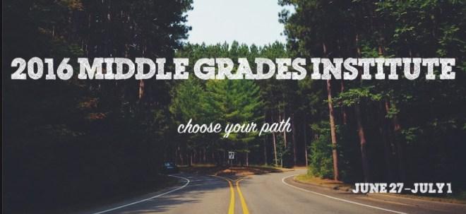 2016 middle grades institute