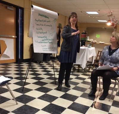 facilitating community conversations about education