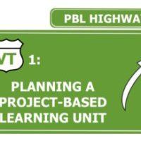 Planning a PBL unit