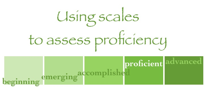 scales for assessment