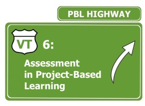 assessment in project-based learning