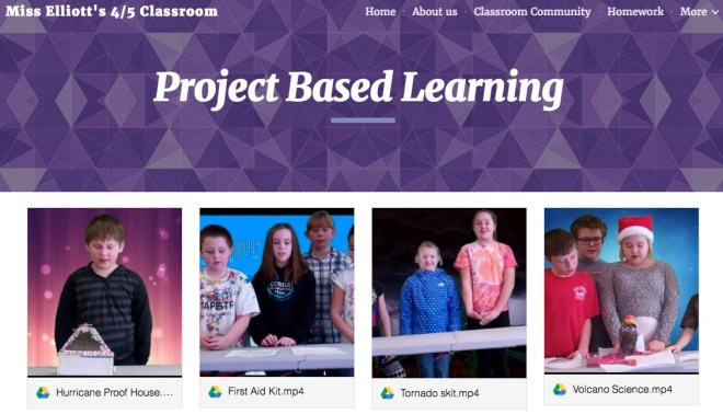 culminating events for project-based learning