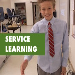 a model for service learning