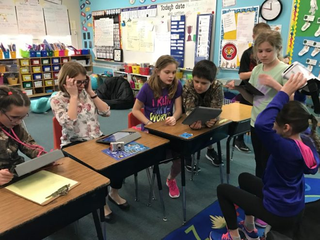 virtual reality in project-based learning