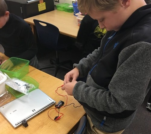 makerspaces and project-based learning
