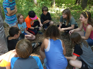 ideas for outdoor learning