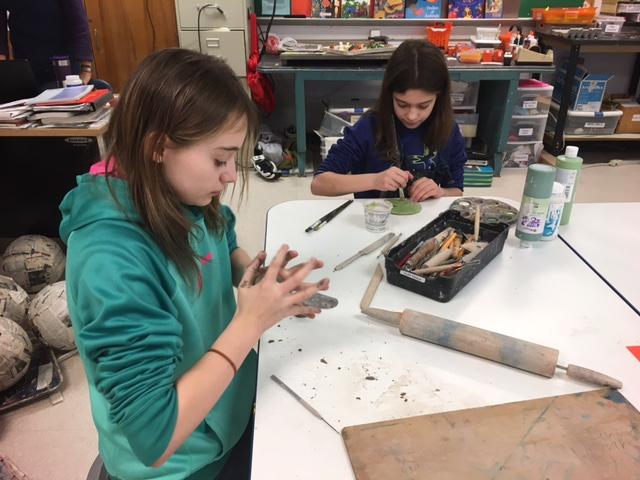 student-centered art