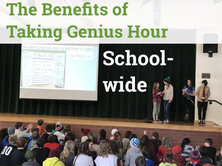 taking Genius Hour school-wide