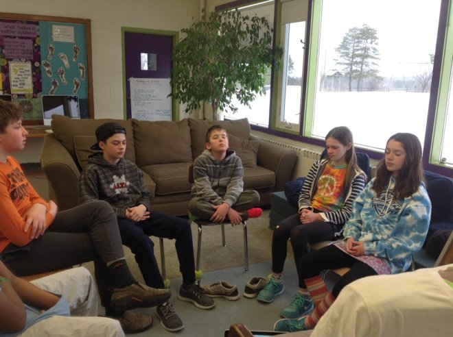 how to cultivate mindfulness in classrooms