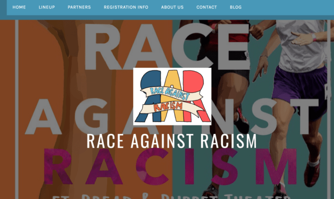 Race Against Racism Montpelier