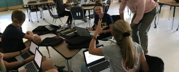 the role of the teacher in a blended learning classroom