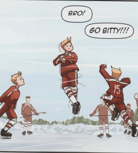 pg. 160, Check, Please! #Hockey