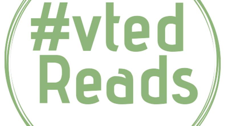 #vted Reads logo