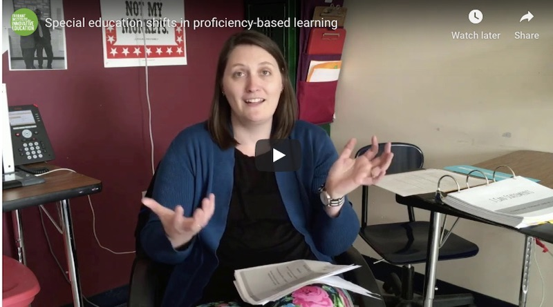 What can we learn about proficiency from special education?