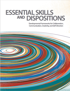 Essential Skills and Dispositions