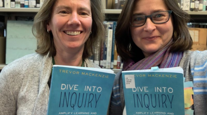 vted Reads Dive Into Inquiry