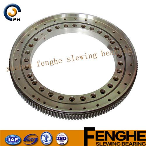 Single Row Cross Roller Slewing Ring Bearing