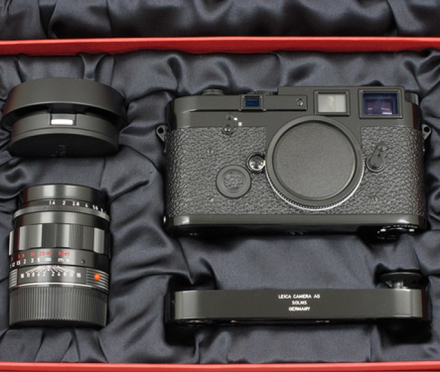 Leica Mp3 Lhsa Special Edition 685 1000