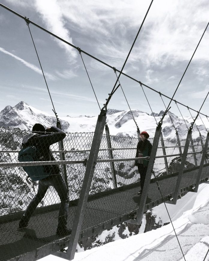 Titlis Cliff Walk Engelberg