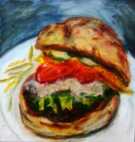 Hamburger Smiley