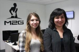 Renata e Lucieide