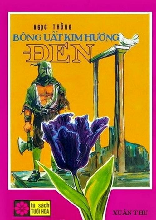 Bông Uất-Kim-Hương Đen