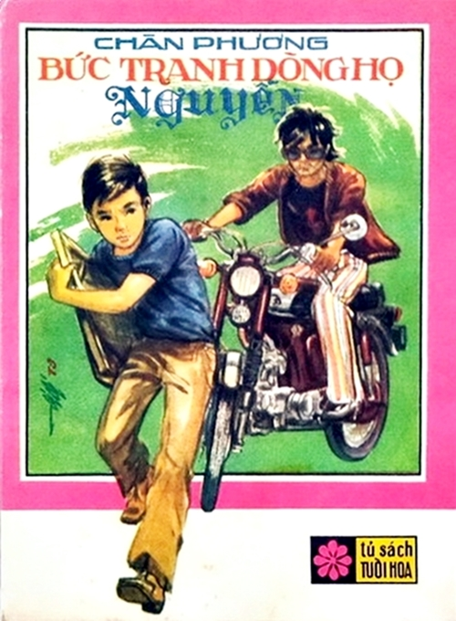 Bức tranh dòng họ Nguyễn