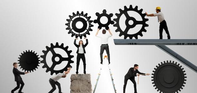 ما هو العمل وأقسام العمل