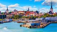 الموانئ التجارية في أستونيا