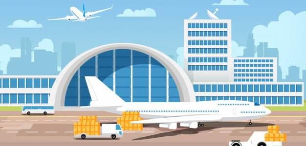 ما هي أهم شركات الشحن الجوي