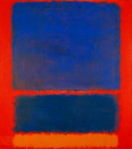 Schilderij van Rothko