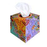 Tissue doos van Toms Drag Company