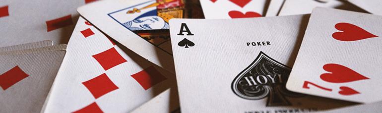 Speelkaart Verleden, heden en toekomst