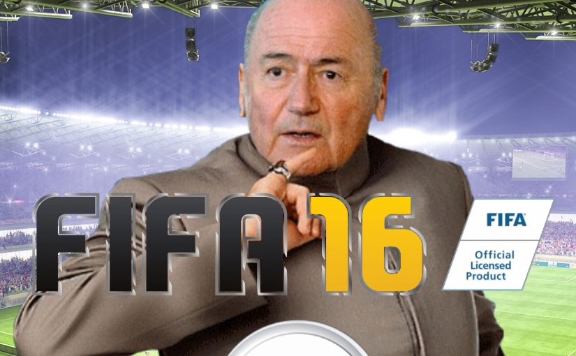 "<span style=""color: #ff0000;"">FIFA 16 for Xbox:</span> bribe, fix, rig and score!"