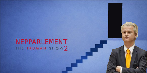 Recensie: The Truman Show 2 – Nepparlement