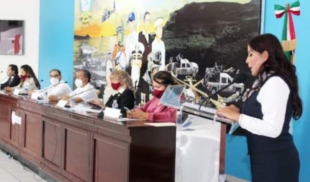 PONDERA DIPUTADA CLAUDIA AGATÓN LA SOLIDARIDAD PARA EVITAR DERRAMES TÓXICOS DEL BUQUE TRIUMPH...