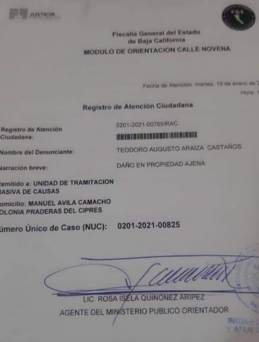 ATENTAN CON ACTOS DE VIOLENCIA A ASPIRANTE DE MORENA POR EL SÉPTIMO DISTRITO..1