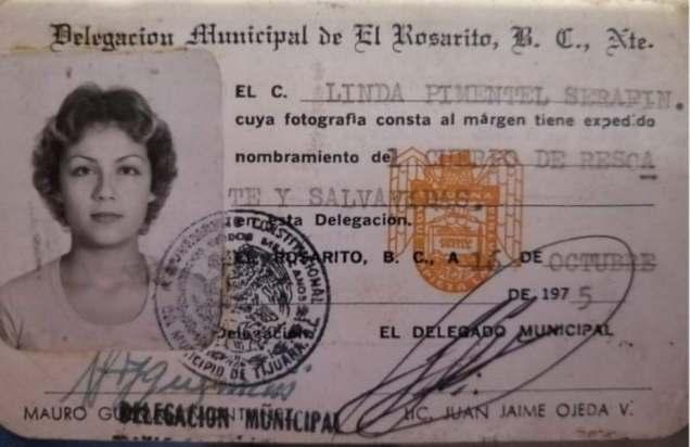 LINDA PIMENTEL DIGNA ASPIRANTE A LA ALCALDÍA DEL V MUNICIPIO..1