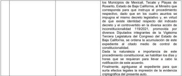 IMPUGNA PRESIDENCIA DE LA REPUBLICA MUNICIPALIZACIÓN DEL AGUA EN BC..,,,1