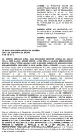 SUSPENDE SCJN TRANSFERIR ORGANISMOS DEL AGUA A MUNICIPIOS..2