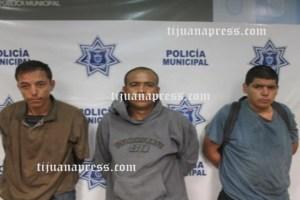 detenidos por calsinar a dos personas