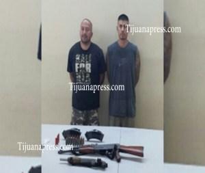 deteniidos supuestamente del aquiles