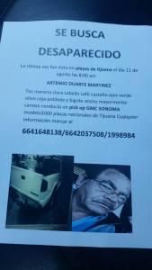 folleto Duar Martinez