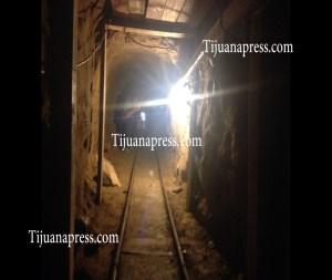interior del tunel