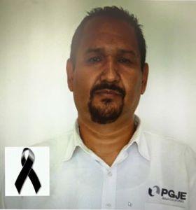 Martín Glindo Ornelas Agente M.P.