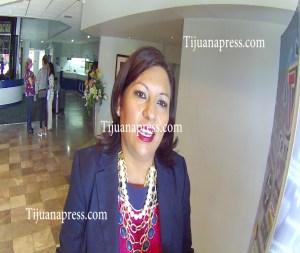 NEREIDA FUENTES PTA ELECTA DE TECATE