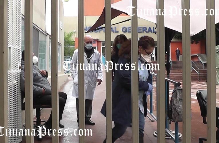 Supera Tijuana los 1200 muertos por Covid-19