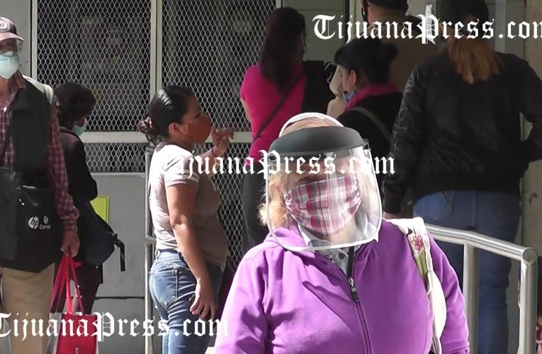 Tijuana, la de más contagios en la frontera norte