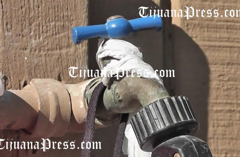 Hipodromo 2 y la Sánchez Taboada estarán igual; Sin agua