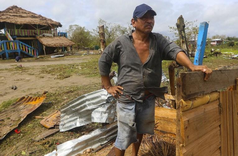 ONU amplía la respuesta humanitaria tras los huracanes Eta e Iota